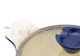 سرویس قابلمه جاسمینورا – قابلمه جاسمینورا مدل کاریزما – جاسمینورا – سرویس 20 پارچه – سرویس 20 پارچه جاسمینورا – قابلمه کاریزما سورمه ای - قابلمه