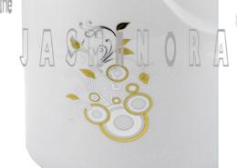 فلاسک – جاسمینورا – فلاسک جاسمینورا سفید - جعبه – jasminora – برند جاسمینورا