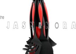سرویس قابلمه جاسمینورا – قابلمه جاسمینورا مدل کاریزما – جاسمینورا – سرویس 20 پارچه جاسمینورا – قابلمه کاریزما – سرویس قابلمه 20 پارچه جاسمینورا مدل کاریزما رنگ صورتی – کفگیر و ملاقه – برند جاسمینورا – jasminora – قابلمه jasminora