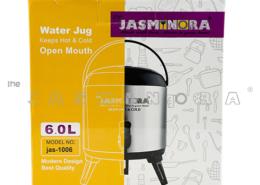 کلمن 6 لیتر ا- استیل جاسمینورا - ظرفیت 6 لیتر